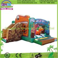 Commercial Use Inflatable Park QinDa Giant Inflatable Bouncer Manufactures
