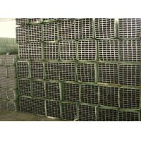 China 5.8M Longitudinal DIN2244 Galvanized Welded Steel Pipes on sale