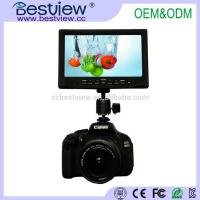 China Bestview Blue gun function 7 inch full hd dslr lcd monitor on sale