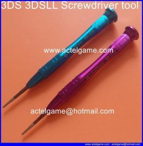 3DS 3DSLL Screwdriver tool repair parts Manufactures