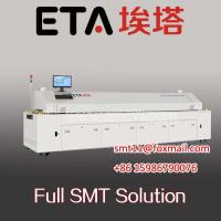 China (E8) Reflow Oven, Automatic PCB Soldering Machine with 8 Zones on sale