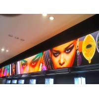 5mm Pixel Pitch Indoor Fixed Led Display , Stadium Led Signs IP43 Ingress Grade Manufactures