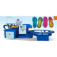 Lady flat shoe (air-blow) injection machine Manufactures
