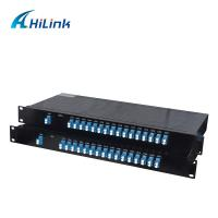 1270-1610nm Cwdm Multiplexer DC Data Center Backbone Network Solution With Sfp Module Manufactures