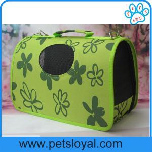 Foldable Dog Carrier Bag Pet Carrier Bag Portable Design For Pet Traveling Manufactures