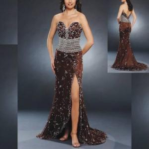 China new style designer evening dress / prom dress on sale