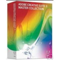 Adobe Creative suit 3 master collection retail box Manufactures