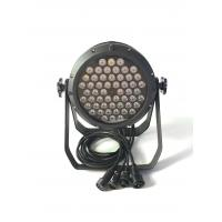 RGBW 3 In 1 54 * 3 Watt LED Par Light With 15 Degree Angle  / LED Bar Disco Manufactures