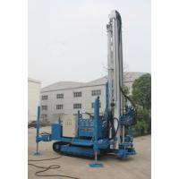 China Water Well Rig Anchor Rig 7000 M Stroke 25 T Pull Capacity 1.5 Ton Winch on sale