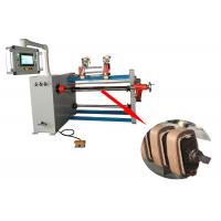 SGS CNC Transformer Automatic Coil Winding Machine With Two Wire Guide Manufactures