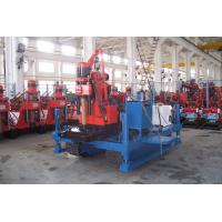 Full Hydraulic Power Head Crawler Drilling Rig For Engineering Manufactures