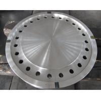 Alloy Steel  / Stainless Steel Disc  Quenching And Treatment Heat Treatment  Finish Machined Manufactures