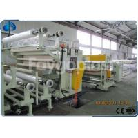China Full Automatic Plastic Sheet Making Machine , PC Hollow Profile Extrusion Line on sale