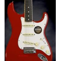 China Fender Limited Edition American Standard Stratocaster - Dakota Red, Channel Bound, Rosewoo on sale