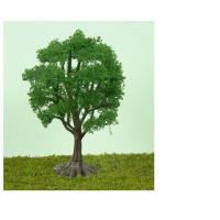 China 1:150 artificial high tree,model materials,architectural model tree,model trees,model train layout tree 1:87 on sale