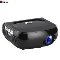 China BNEST Android screen Mirroring mini portable projector mini Wifi wireless home cinema support 1080p mini beamer TY043 on sale