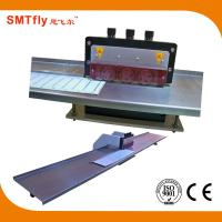 LED Tube PCB Separation V Cut PCB Depaneling Machine One Year Warranty for sale