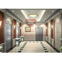 China Load 630~1600kg Passenger Elevator with Flexible layout and Convenient Maintenance on sale