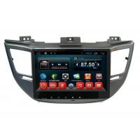 Quad Core Dash Car Stereo Gps Auto Navigation RDS Radio For  Ix35 2015 Manufactures
