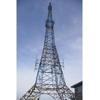 3 Legged  Tower / 4 Legged   Telecommunication Towers   Q345  25 M ~40 M Manufactures