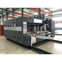 150Pcs Per Min High Speed Lead Edge Flexo Printer Computer Slotter Diecutter Machine For Corrugated Printing Paperboard Manufactures