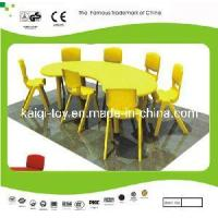 Children′s Table and Chairs (KQ10184B) Manufactures