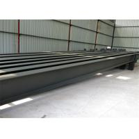 China Welding Structural Steel Beams For Steel Building Construction Iso Certificate on sale