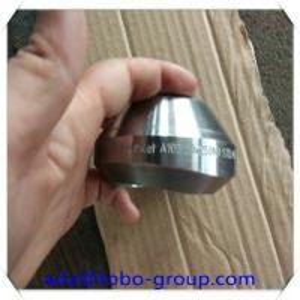 Stainless Steel 304 High Pressure Socket Weld Fittings 3000Lb Weldolet ASME B16.11 Manufactures
