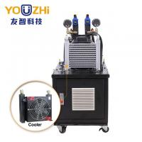 1.5kw cooler 220V China mini hydraulic power pack manufacturer