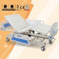 MD-M02 Semi Automatic Hospital Bed , ICU Hospital Bed For Patient Manufactures