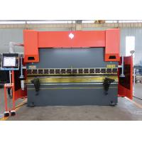 600 Ton Heavy Duty CNC Press Brake Machine / Hydraulic Press Bending Machine Manufactures
