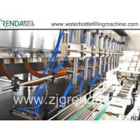 China Automatic Oil Filling Machines  Laundry Determent  Filling 1L 2L 5L Capacity Commercial Liquid Filler Machine for sale
