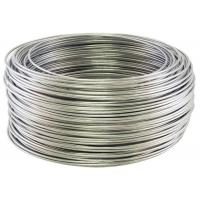 China BWG18 - BWG32 Electronic Galvanised Iron Wire And Hot Dip Galvanized Wire For Binding on sale