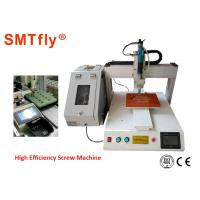 Fully Automatic Screw Tightening Machine For Elastic Parts Electricity Power Source Manufactures