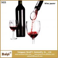 China Patent Food Grade Wine Pourer With FDA certification on sale