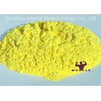 Trenbolone Acetate Pale Yellow Powder Hormone Revalor - H for Muscle Building CAS 10161-34-9 Manufactures