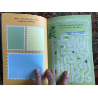 China Signature Children's Book Printing And Binding Logical Thinking In A Different Way on sale