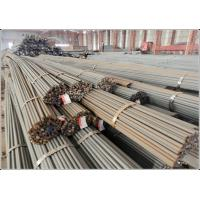 China Cutting 6.5mm Deformed Steel Bars with Low Carbon Material Custom Size on sale