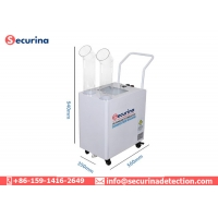 China 36V 15Ah Battery Build - In Portable Ultrasonic Atomizer Sterilizer For Airport on sale