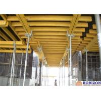 Steel Prop Slab Formwork Systems , Trolley Movable Shuttering For Concrete Slab  Manufactures