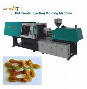 Pet Treats / Dog Chewing Snacks Making Machine User - Friendly With Servo Motor