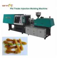 Quality Pet Treats / Dog Chewing Snacks Making Machine User - Friendly With Servo Motor for sale