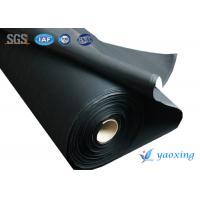 Fireproof Waterpfoof Acid Proof Fabric 1.1mm Thickness For Chemistry Industry Manufactures