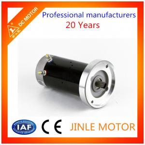 China 80MM  800W Hydraulic DC Motor Electrical  / High Torque Fan DC Motor on sale