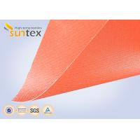 China 1 Mm Thickness Expansion Joint Cloth Silicone Coated Fiberglass Fabric OEM on sale