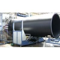 Hollow Wall Large Diameter Winding Plastic Pipe Production Line 3 Phrase Manufactures