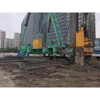 OEM Bore Pile Machine For Civil Engineering Ground Screw Drill Manufactures