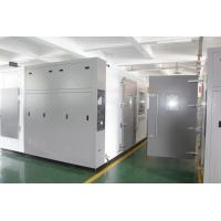Programmable Walk In Environmental Chamber For Automotive Components Fuel Tank Testting Manufactures