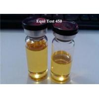 Positive Injectable Anabolic Steroids Equi Test 450 For Muscle Gaining Manufactures