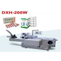 High Speed Automatic Carton Packing Machine For Pharmaceutical And Health Care Industry Manufactures